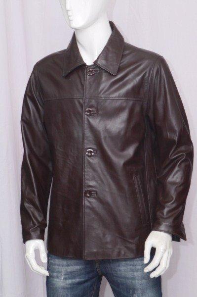 áo khoác da bò xịn