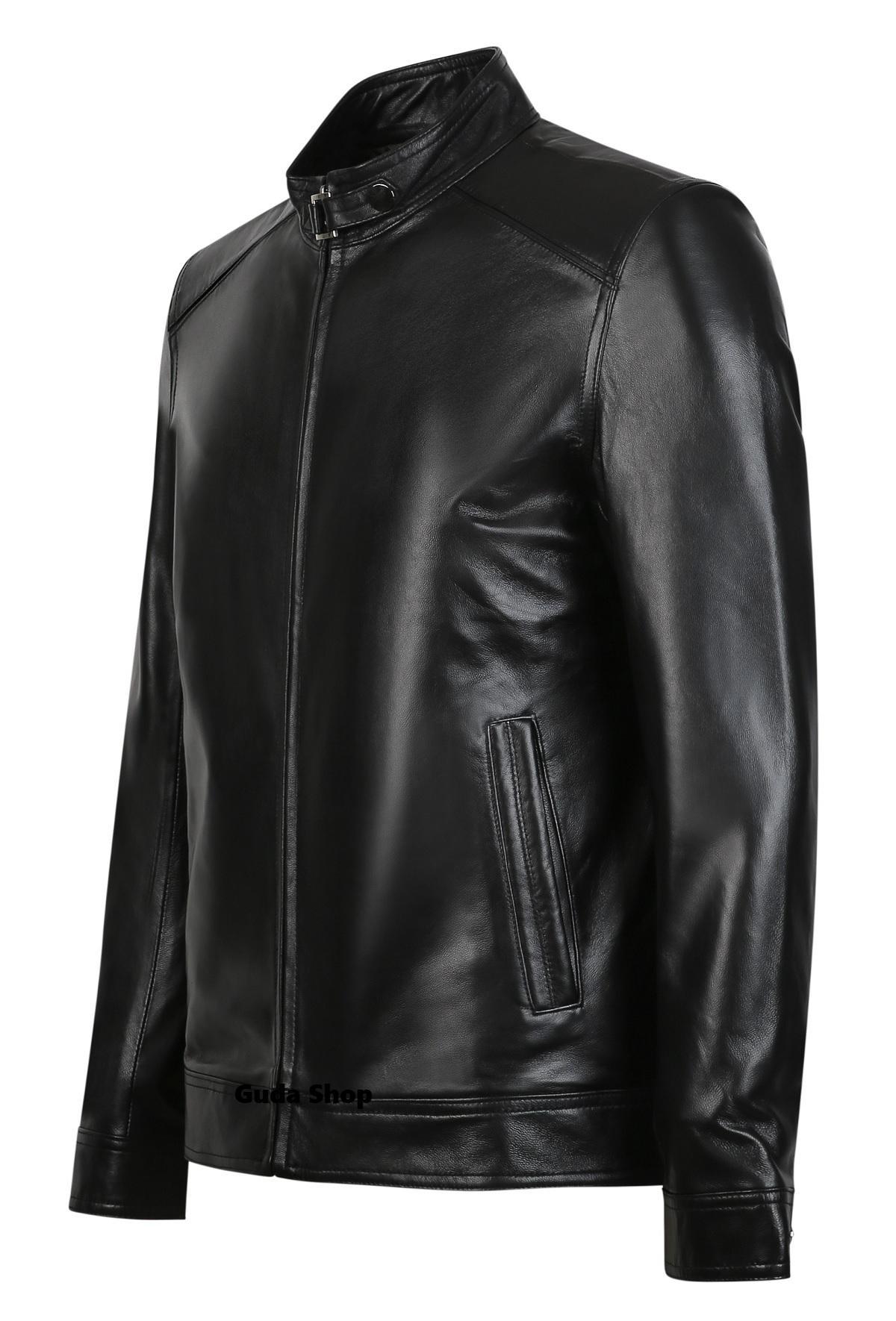 áo khoác da nhập khẩu